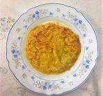 Tortilla con tomate