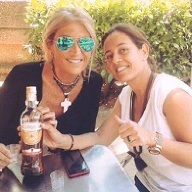Julia y Marta