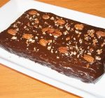 Turrón de chocolate