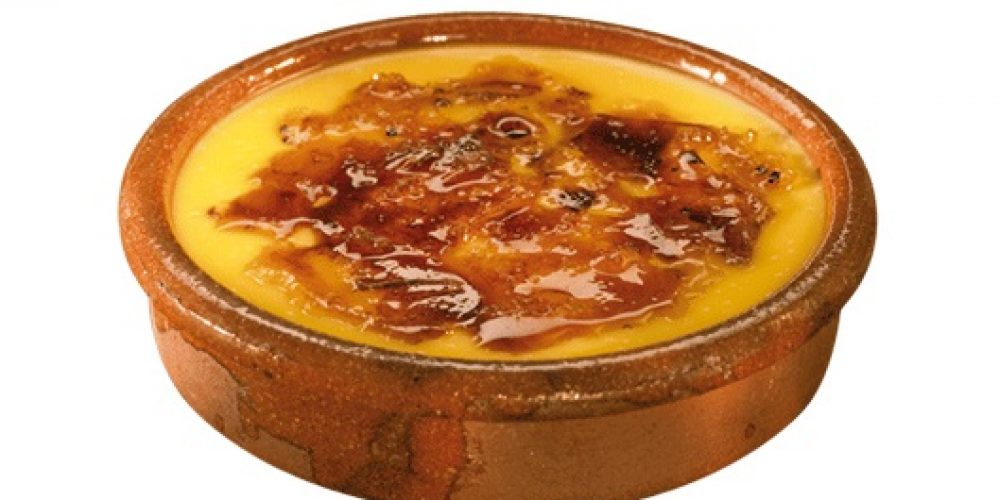 Praline de crema catalana